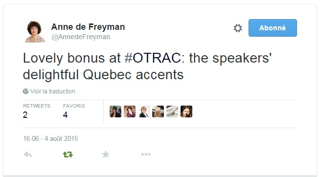 Des lendemains qui Chantillyent (#OTRAC) (2/6)